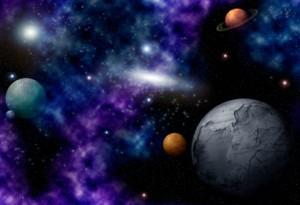 Space Scene #2