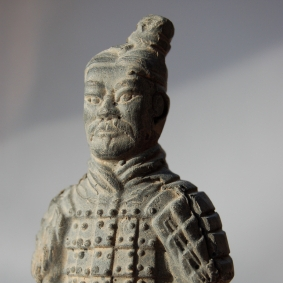 Model_of_Chinese_warrior