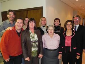 IIBA-SA-Joburg Board and EL, RL