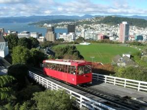 NZ-Wellington Cable Car