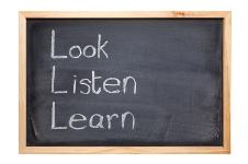 Look-Listen-Learn
