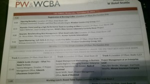 PW & WCBA