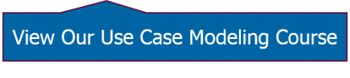 Use Case Modeling Course