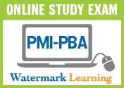 PMI-PBA Online Study Exam