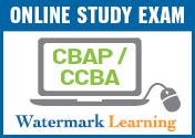 CBAP/CCBA Online Study Exam
