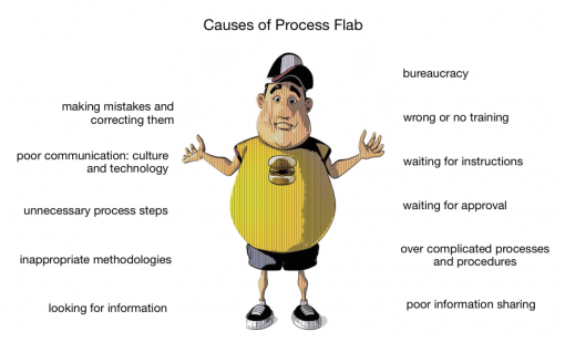 Causes of Process Flab