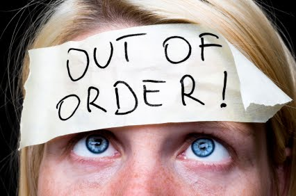 Mind Out of Order