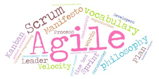 Agile Words