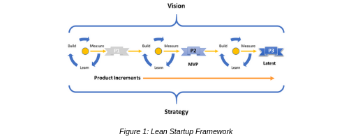 Figure 1_ Lean Startup Flowchart