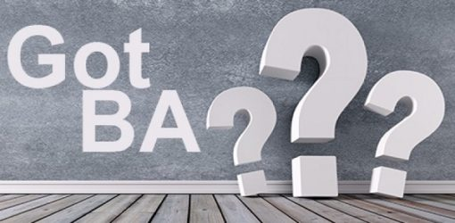 Got BA?