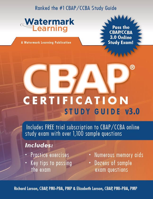 CCBA and CBAP Cover