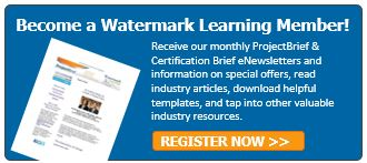 Become a Watermark Learning Member!