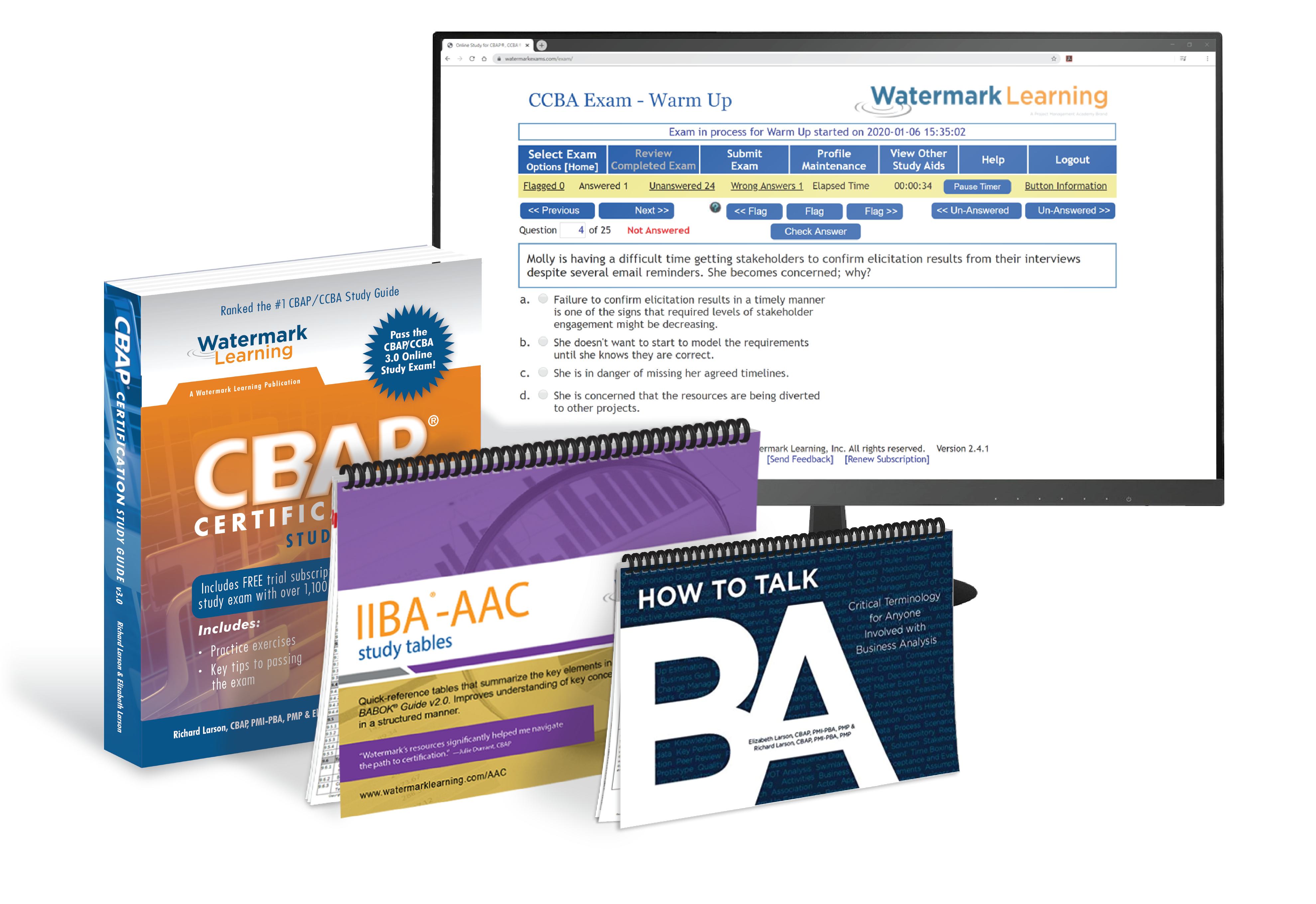 Watermark Course Materials